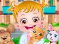 Малышка Хейзел в ветеринарной клинике 2