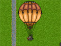 Ученый на воздушном шаре