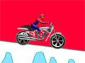 Мотопробег Человека-паука