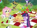 Девушки Эквестрии на пикнике