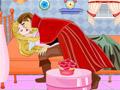 Поцелуи принцесс в кукольном домике
