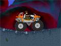 Эксперимент Бена 10 на грузовике в пустыне