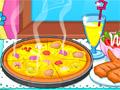 Магазин доставки пиццы