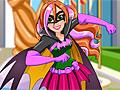 Девушки Супергерои: Наряд Бэтгерл