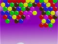 Острый стрелок пузырями