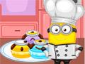 Десерт макаруны