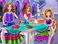 Чаепитие принцесс