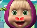 Заложенность носа у Маши