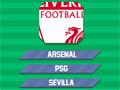 Знания футбольных логотипов 2017