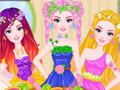 Прически для принцесс фей