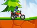 Испытание мотоцикла в высокогорье