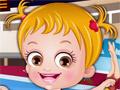 Малышка Хейзел - гимнастка