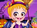 Наряд для малышки Хейзел на Хэллоуин