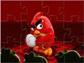 Пазл Лего злые птицы
