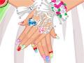 Идеальный свадебный маникюр