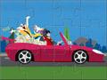 Том и девушки на автомобиле