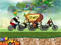 Стиль гонки Кунгу-фу Панды