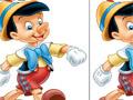 Отличия Пиноккио