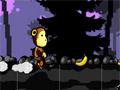Бег обезьяны джунглей