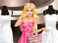 Свадебный шоппинг блондинки