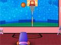 Огромная баскетбольная арена