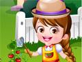 Малышка Хейзел - садовник