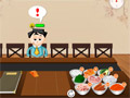 Японский суши шеф
