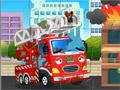 Пожарная машина Тайо