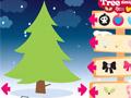 Нетрадиционный дизайн рождественской елки