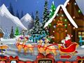 Новогодние подарки Санта Клауса