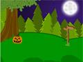 Побег из леса в Хэллоуин