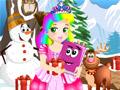 Охота за подарками с принцессой Джульеттой