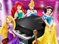 Музыкальная вечеринка принцесс Диснея