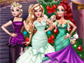 Рождественские приготовления принцесс