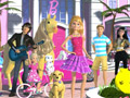Барби: поиск в доме мечты