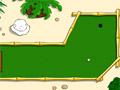 Соперничество на острове мини гольфа