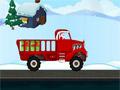 Рождественский грузовик для мальчиков