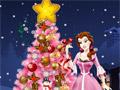 Рождественская елка принцессы