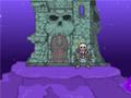 Побег с горы черепа