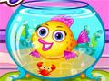 Маленькая рыбка Сара