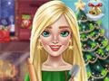 Рождественское печенье принцессы