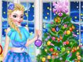 Рождественская елка Эльзы и Анны