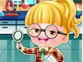 Малышка Хейзел - ученый