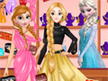 Модный бутик Ледяной Королевы