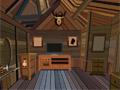 Побег из странного деревянного дома