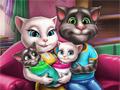 Семейный день с близнецами Анжелы