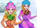 Зимние приключения принцесс
