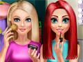 Время макияжа для лучших подружек