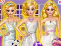 Свадьба принцессы блондинки