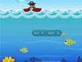 Пиратская весёлая рыбалка